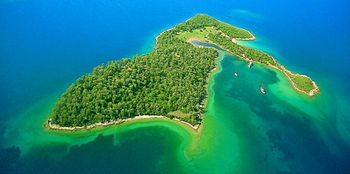 Sedir adasının kumu