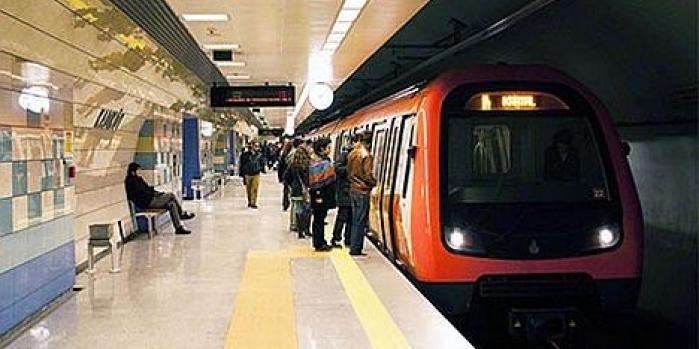 Ümraniye-Ataşehir-Göztepe metro hattı durakları!