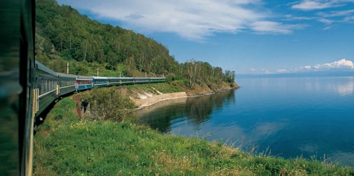 Dünyadaki en güzel tren yolculukları