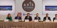 Axis İstanbul'da açılış heyecanı