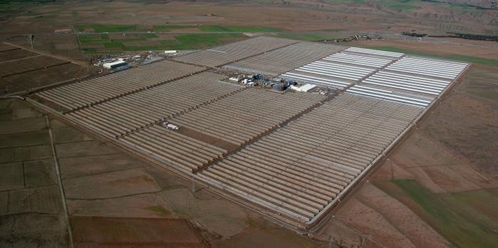 Denge Yapı'dan Urfa'ya güneş enerjisi santrali