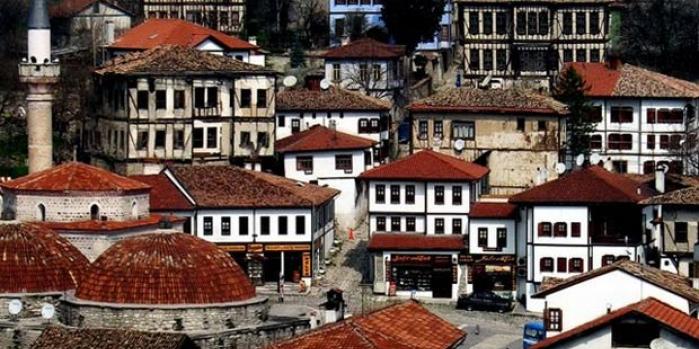 Geleneksel Safranbolu Evleri ve mimarisi
