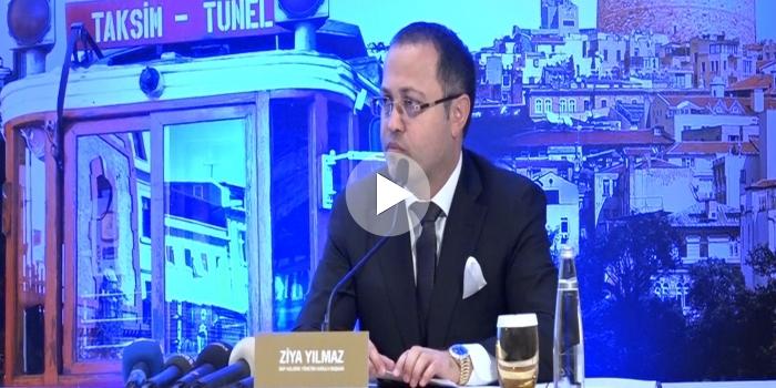 Taksim Petek Residence kamuoyuna tanıtıldı