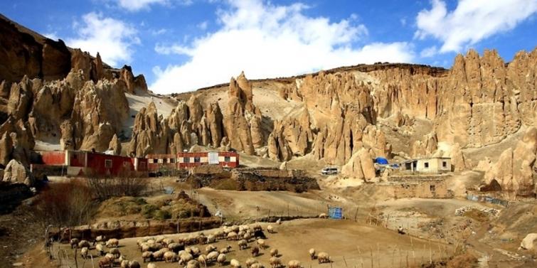 Van'ın Kapadokyası: Vanadokya