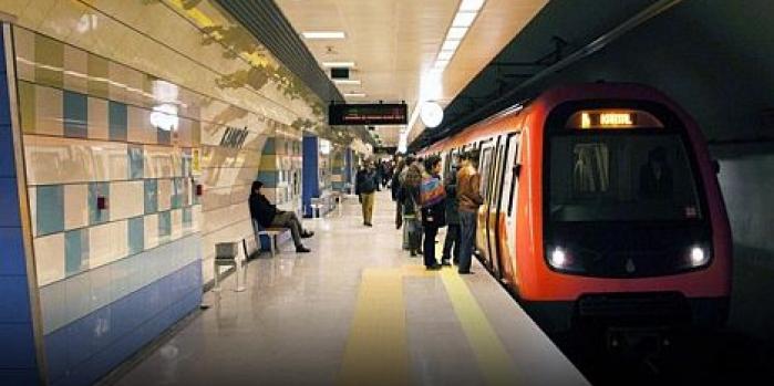 Kaynarca Tuzla Metro Hattı durakları