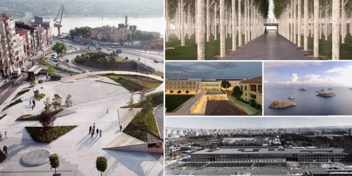 Ulusal Mimarlık Ödülleri sahiplerini buldu