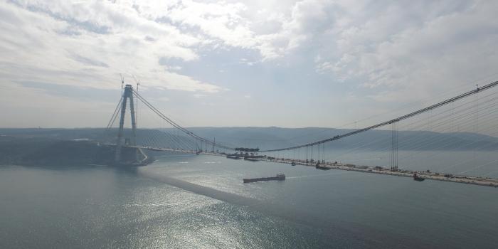Mega projeler 2016 yılında açılacak