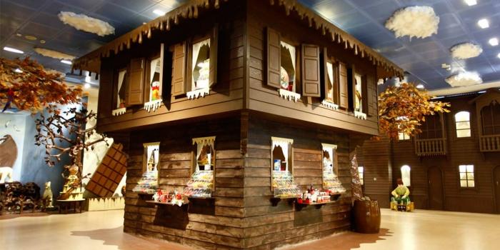 Pelit çikolata müzesi adres