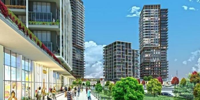 Başakşehir Adım İstanbul daire fiyatları 432 bin TL'den başlıyor!
