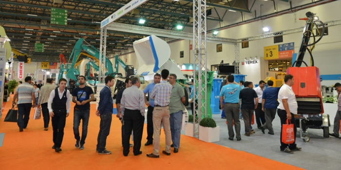 İnşaat makinaları ve yapı sektörü Ankomak'ta buluşacak