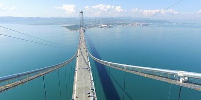 Körfez Köprüsü Ramazan Bayramı'ndan önce açılacak