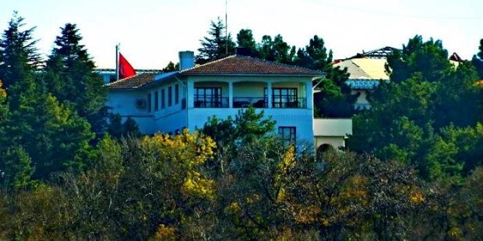 Marmara Köşkü yeniden inşa edilecek