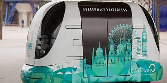 İngiltere'de sürücüsüz otobüs devri başlıyor