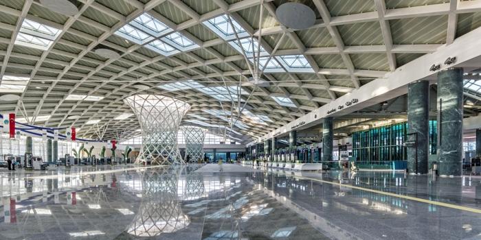 İzmir Havalimanı Avrupa'nın en çevreci havalimanlarından