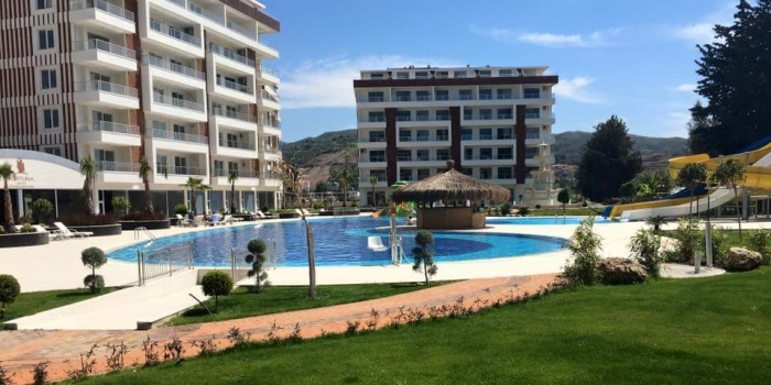 Türkiye'nin İlk engelli projesi Fortuna Resort