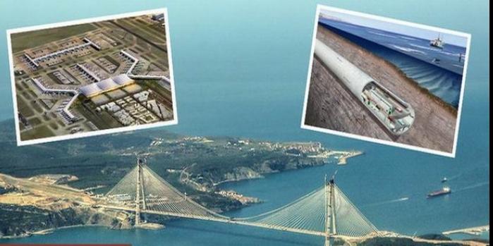 İstanbul'un mega projelerine Alman gazetesinden övgü geldi