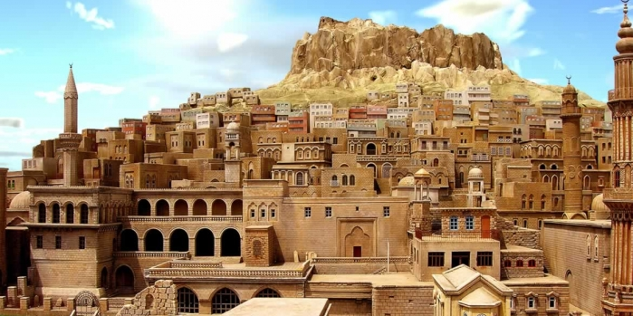 Mardin Evleri'nin mimarisi