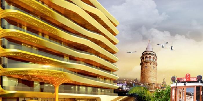 Taksim Petek Rezidans ödeme kampanyaları!