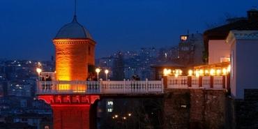 İzmir Tarihi Asansör nerede?