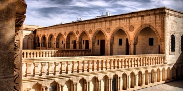 Mor gabriel manastırı nerede