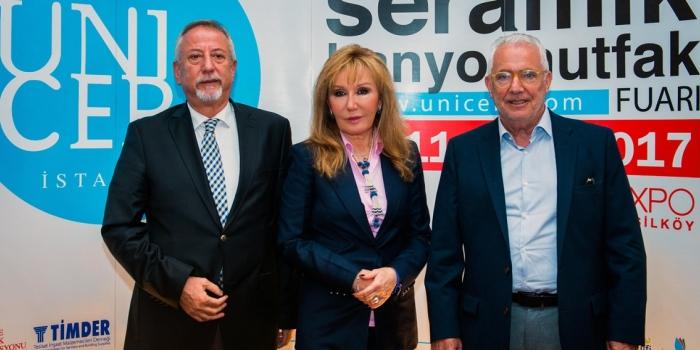 UNICERA'nın yeni adresi: CNR Expo