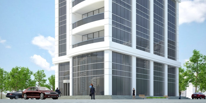Vogue Business Center Ataşehir'de yükseliyor