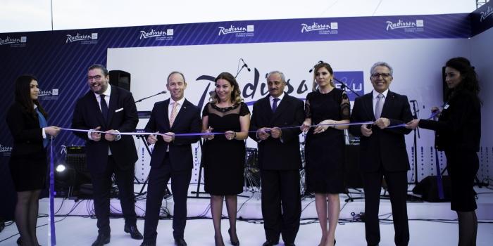 Radisson Blu Ottomare Hotel Ataköy açıldı