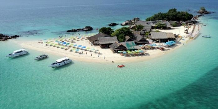 Mercan adası tayland