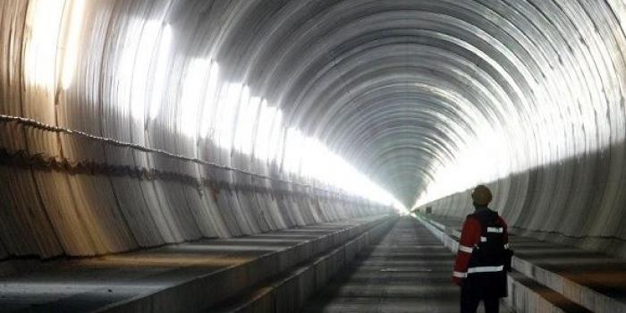 Dünyanın en uzun tüneli açılıyor!