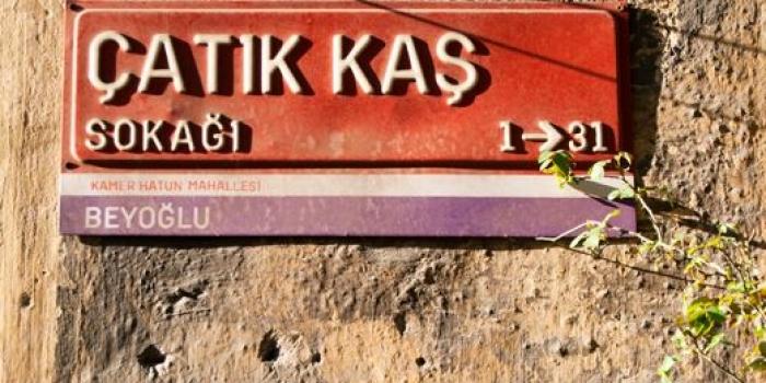 İstanbulun ilginç sokak isimleri
