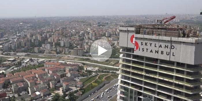 Skyland İstanbul'da yatırım fırsatları