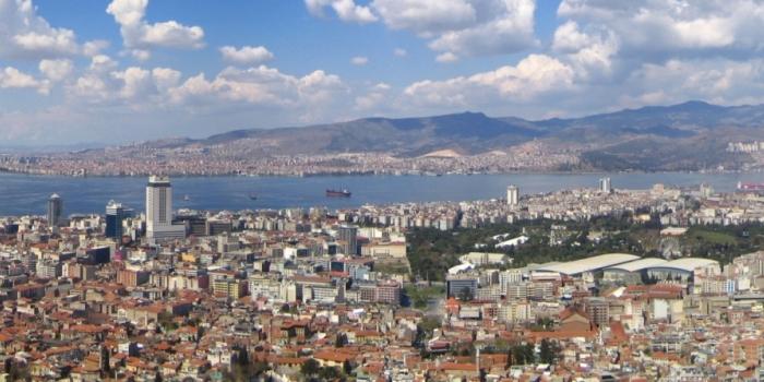 İzmir'in çılgın projesi: İzmir Körfez Geçiş Köprüsü