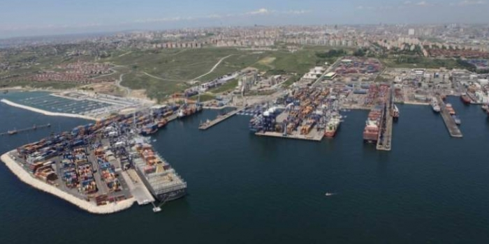 Safiport Derince'ye Barcelona tasarımı