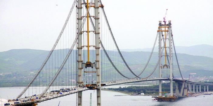 İzmit körfez geçiş köprüsü son durum