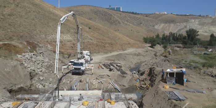 Kanal Ankara projesinde çalışmalar başladı