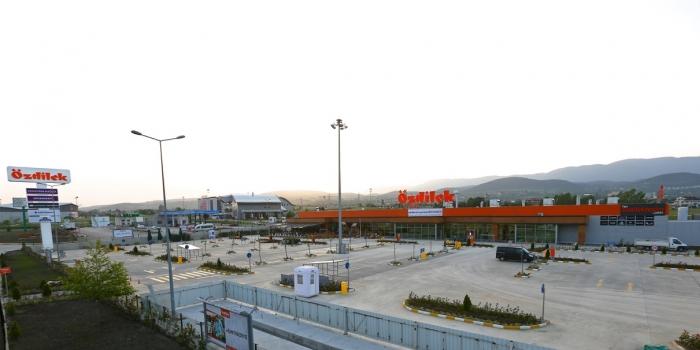 Özdilek Holding yeni yatırımı için Bolu'yu seçti