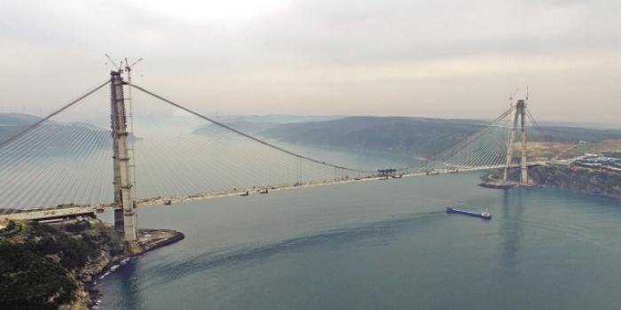 3. Köprü'de asfalt çalışmaları tamamlandı