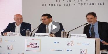 M1 Adana AVM'ye 20 milyon Euro'luk yatırım