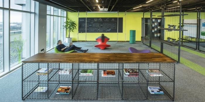 Dinamik ofis tasarımları