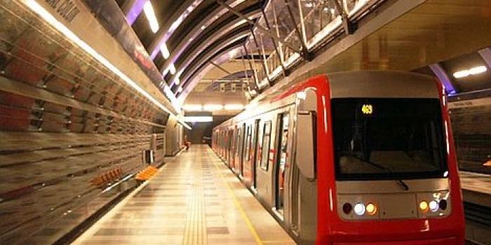 Gücünü güneş enerjisinden alan metro