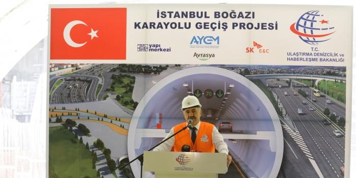 Avrasya Tüneli İstanbul trafiğini hafifletecek