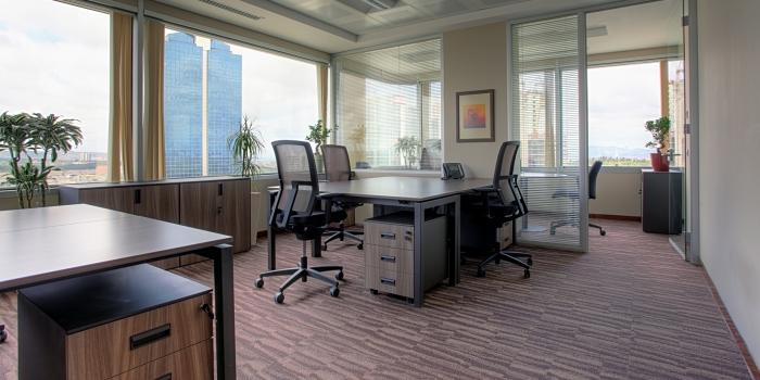 Yeni nesil genç girişimcilere 600 TL'ye hazır ofis