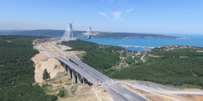 3. Köprü'de son dönemece girildi
