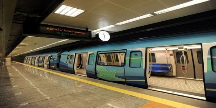 İstanbul'da 8 yeni metro hattı için düğmeye basıldı