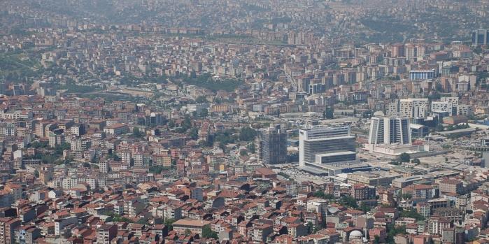 İstanbulda yeşil alan oranı
