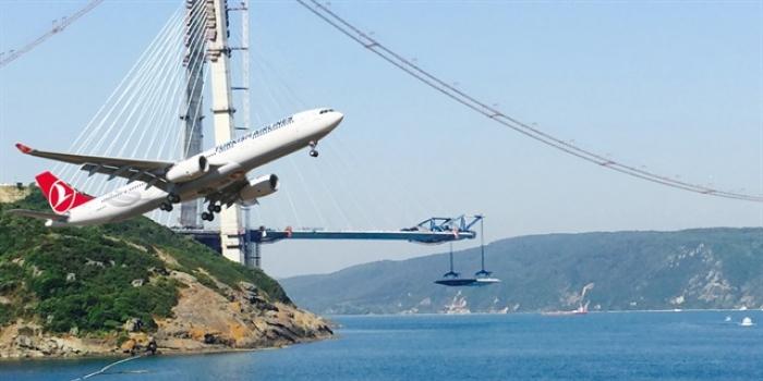 İstanbulun mega projeleri