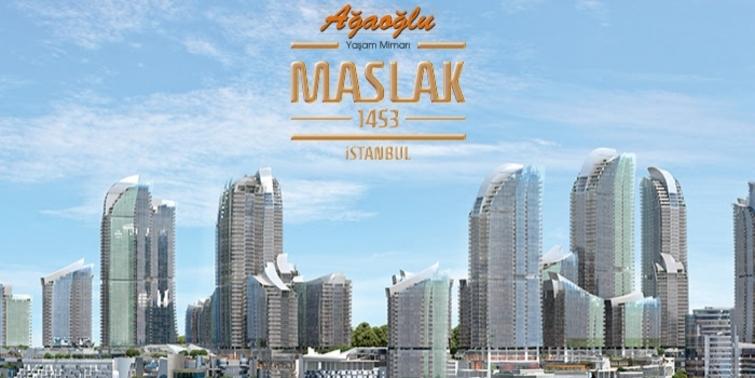 Maslak 1453'te yeni konut bloku satışa çıkıyor
