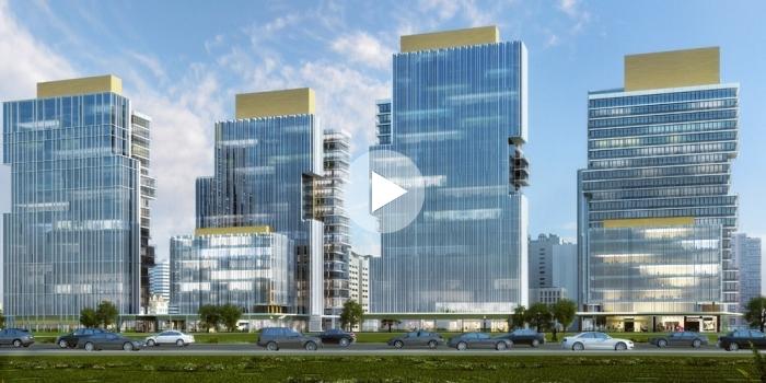 Business İstanbul'un 1. etabı 2017 Haziran'da teslim ediliyor