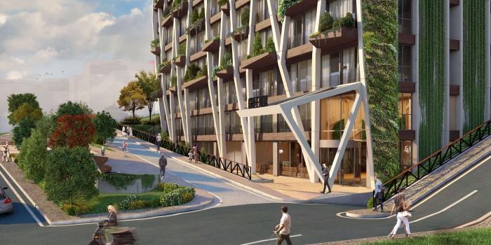 Greenox urban residence kampanya