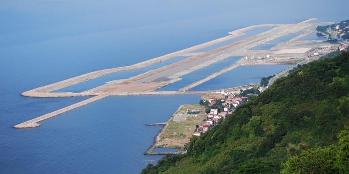 Ordu-Giresun Havalimanı arsa fiyatlarını uçurdu